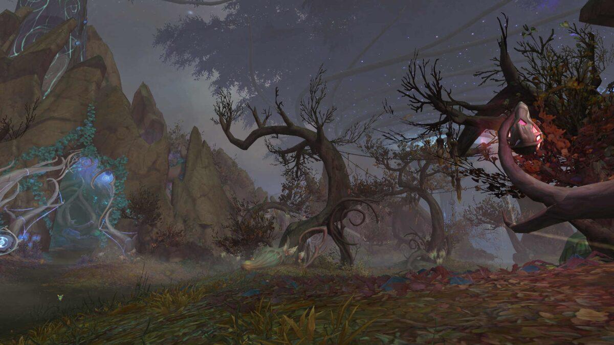Shadowlands New Zone Ardenwald