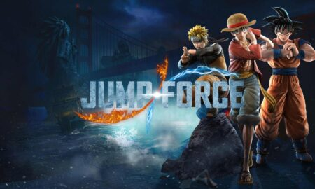 JUMP FORCE Download Full Version PC Game Free Download