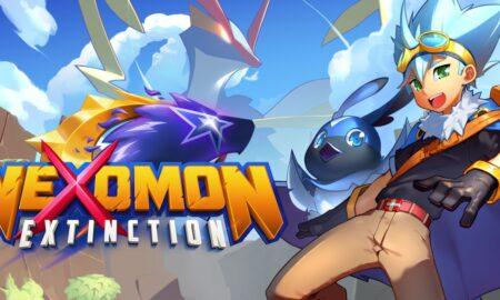 Nexomon Extinction PC Version Full Game Setup Free Download Link