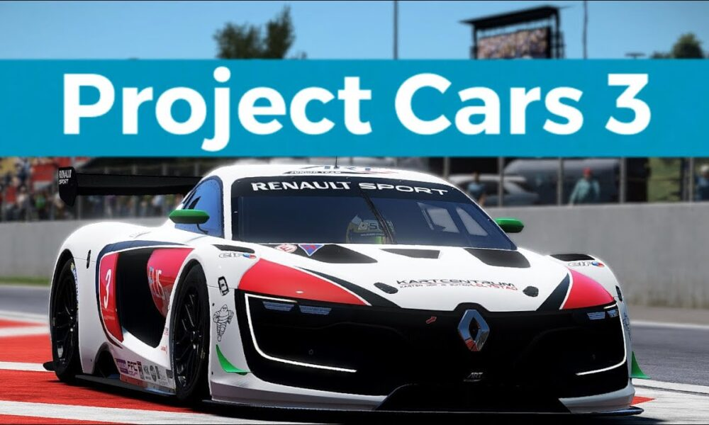 Project Cars 3 PC Version Full Game Setup Free Download Link