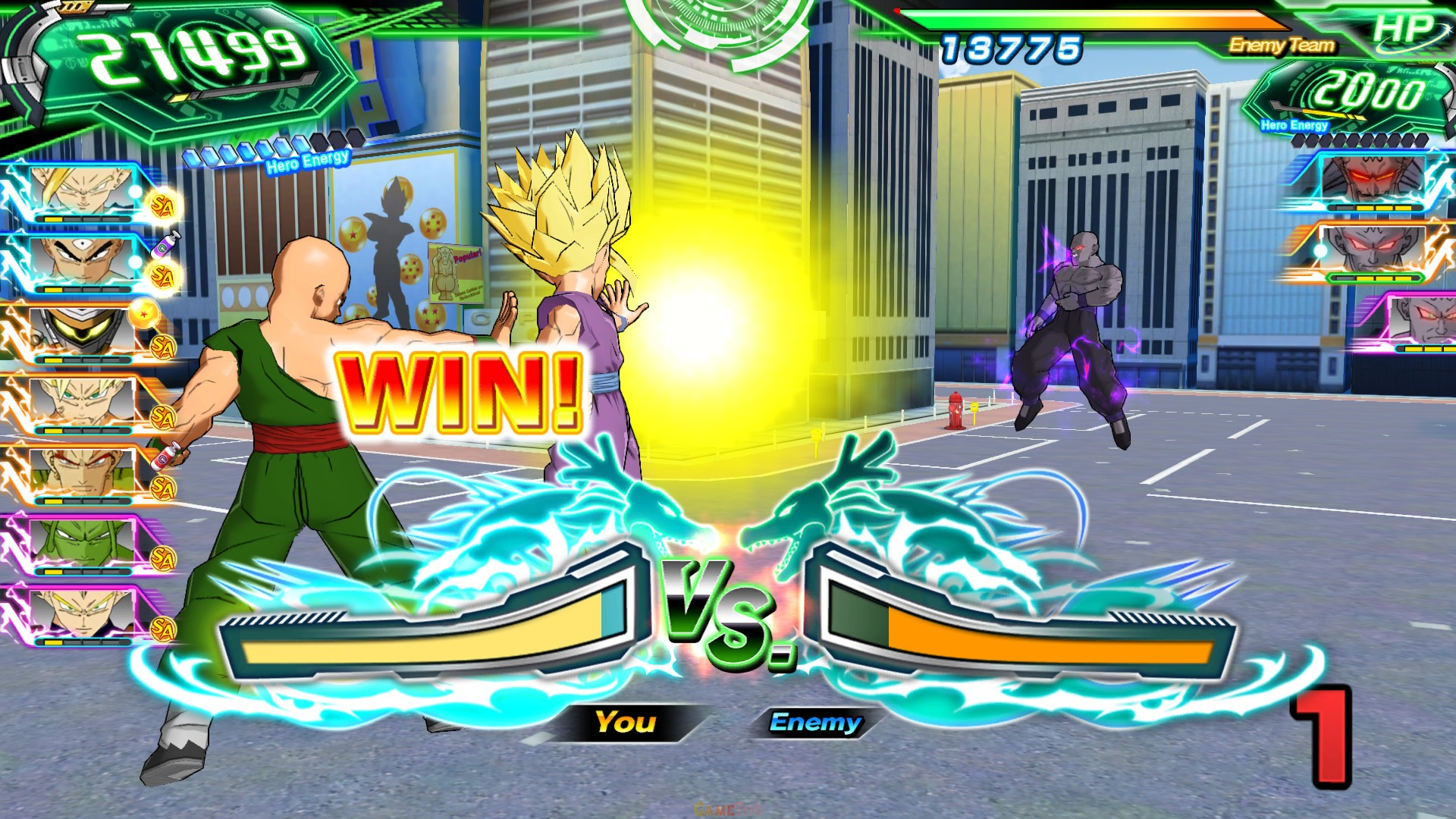 Super Dragon Ball Heroes World Mission PC Game Cracked Files Download Now