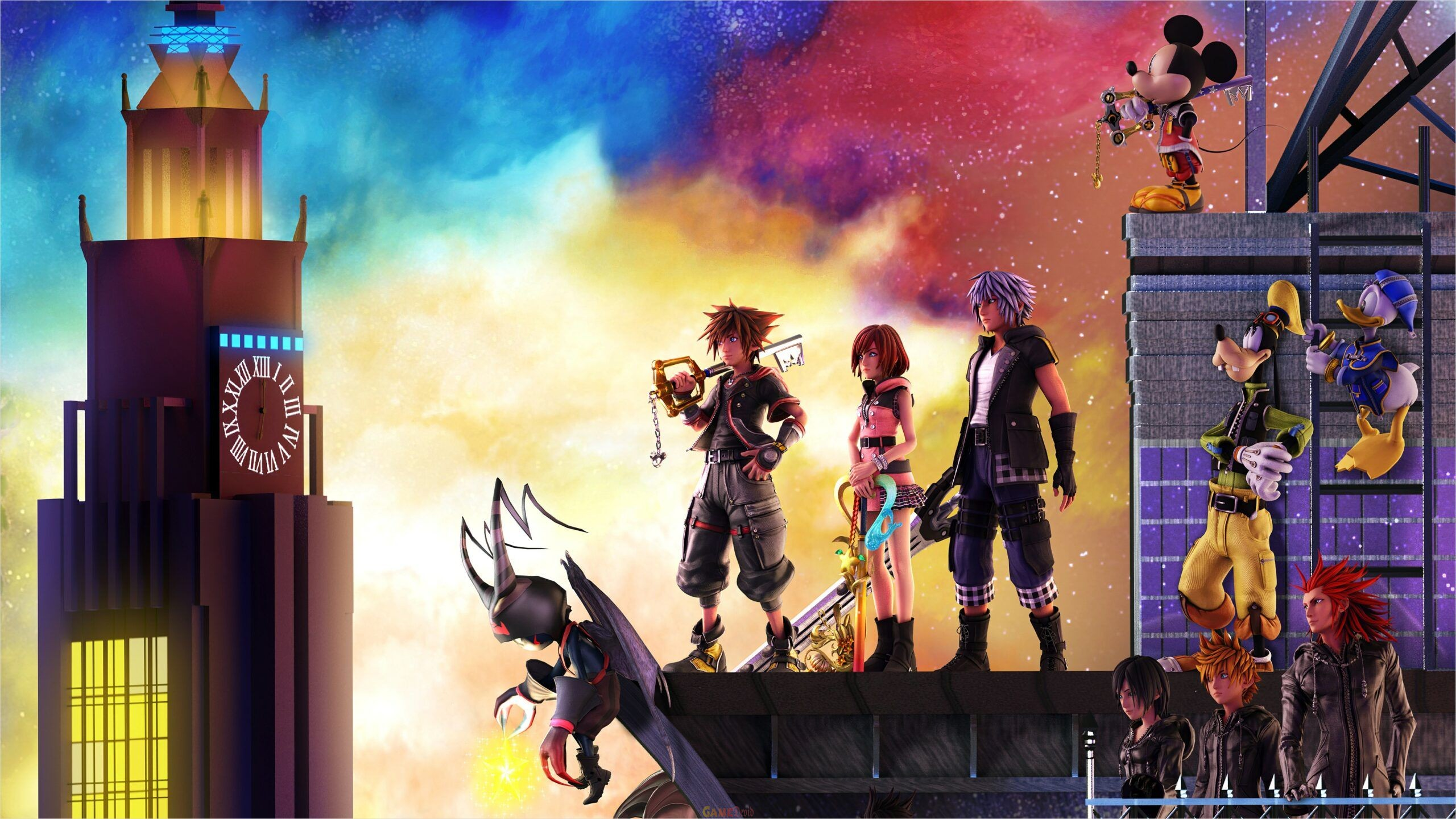 Kingdom Hearts 3 Official PC Latest Game Download Now