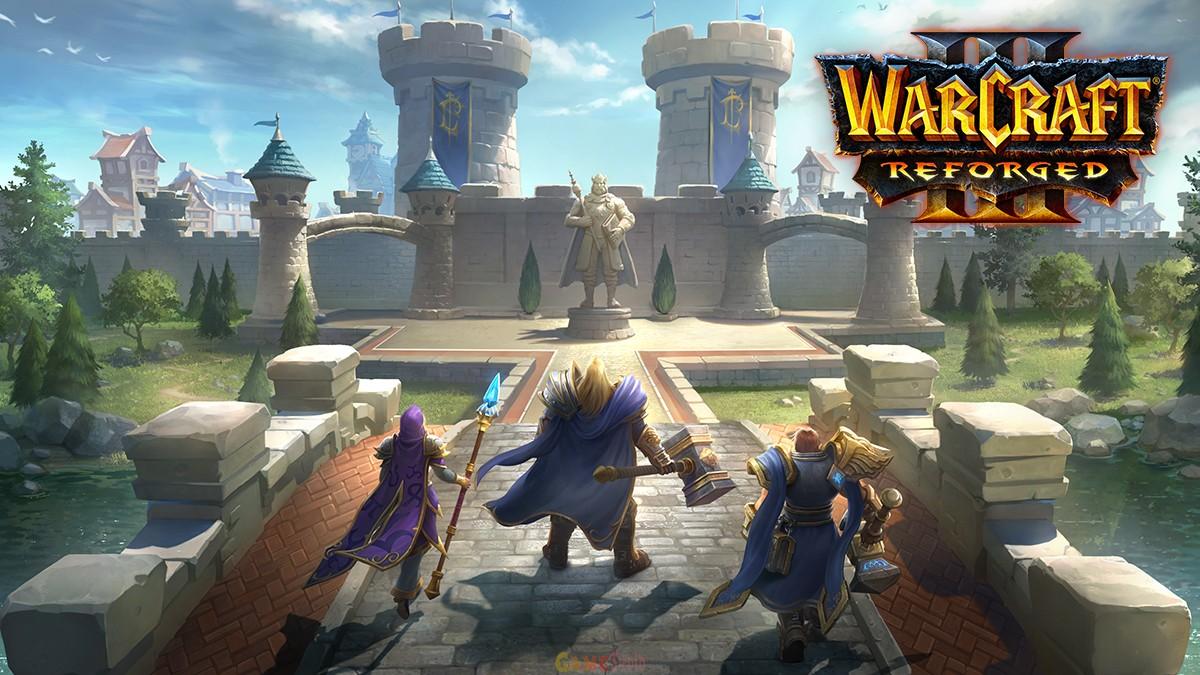 Warcraft 3: Reforged PC Game Full Crack Download