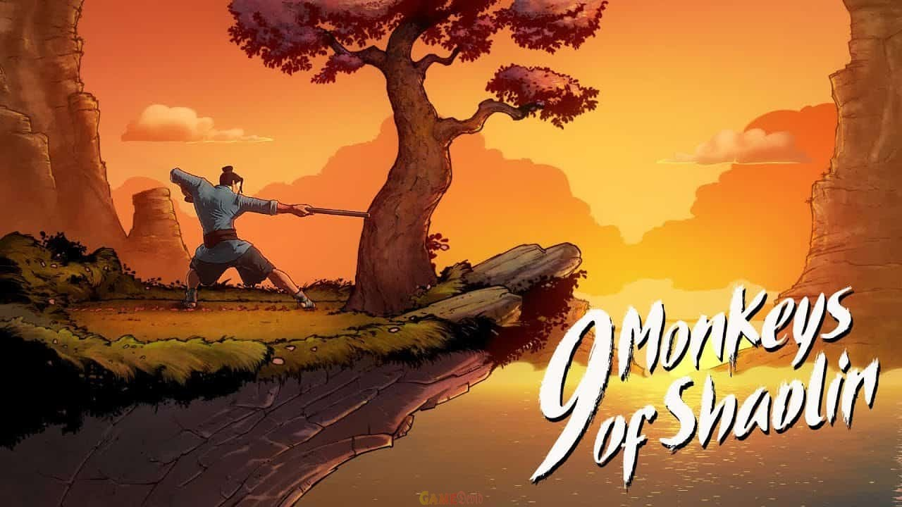 9 Monkeys of Shaolin PC Game Complete Setup Fast Download