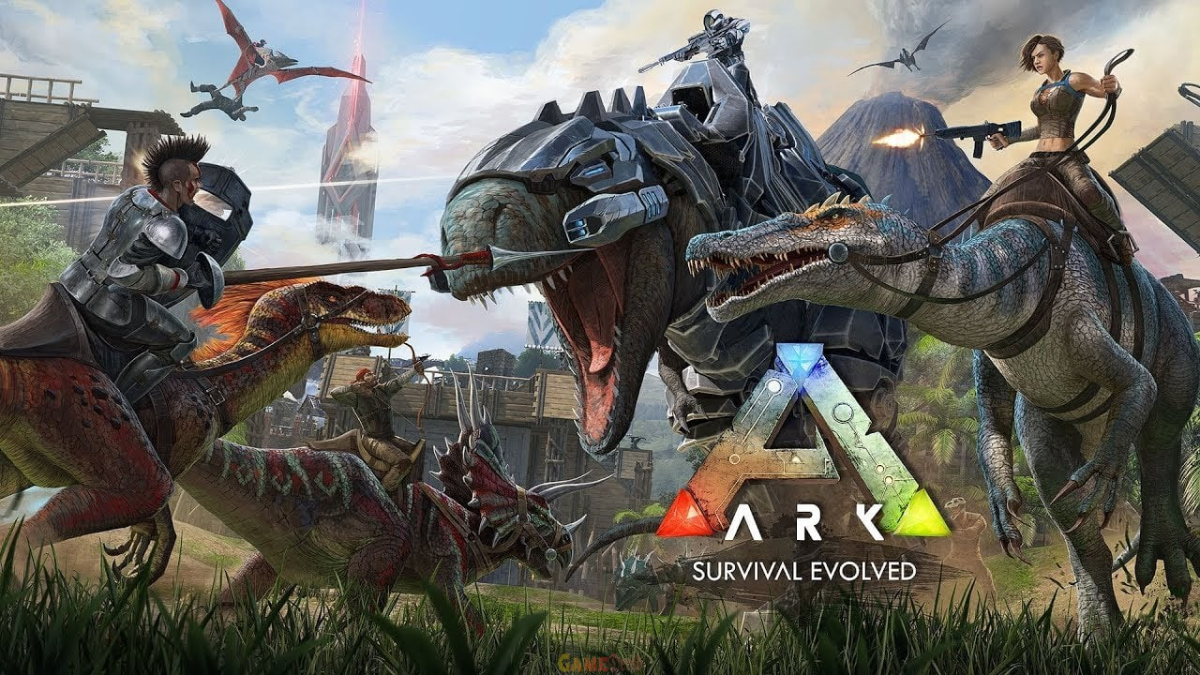 Ark Survival Evolved Best PS Game 2020 Download Now