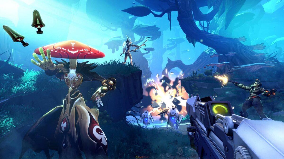 Battleborn PC Game Full Cracked Files Download