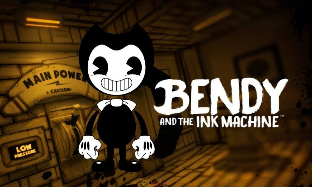 Bendy and the Ink Machine Complete New Edition Free Download