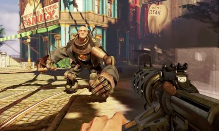 BioShock Infinite Official PC Game Download