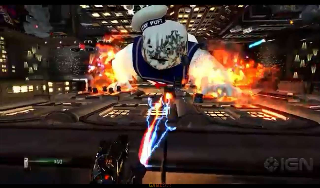 Ghostbusters: The Video Game Remastered Full PC Game Official Download Now