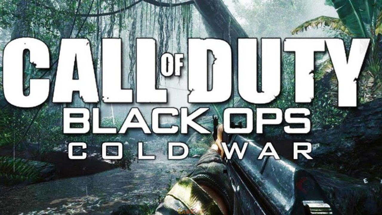 Call of Duty Black Ops Cold War Latest 2020 Complete Version