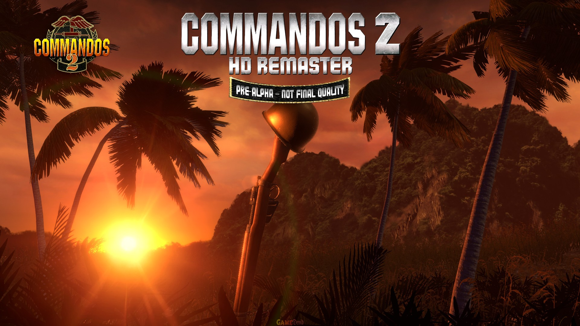 Commandos 2 HD Remaster PC Game Cracked Version Download