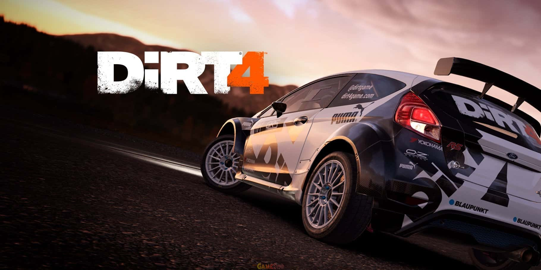 Dirt 4 Official Xbox One Complete Version Free Download