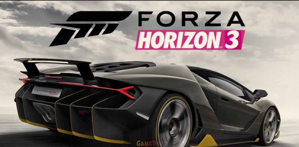 Forza Horizon 3 PC Full Game Setup Fast Download