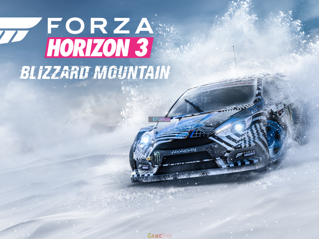 Forza Horizon 3 PC Cracked Game Download Now