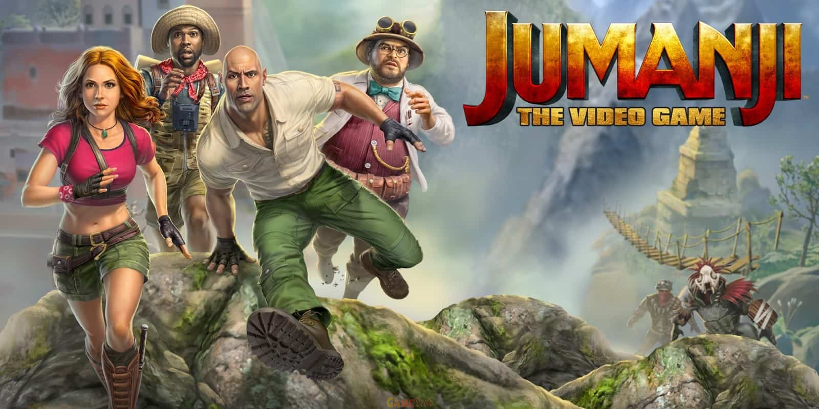 Jumanji: The Videogame PC Game Latest Version Download Now
