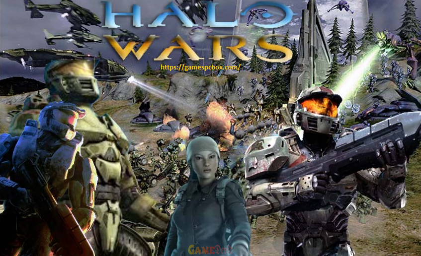 Halo Wars 2 Official XBOX Game Full Season Download
