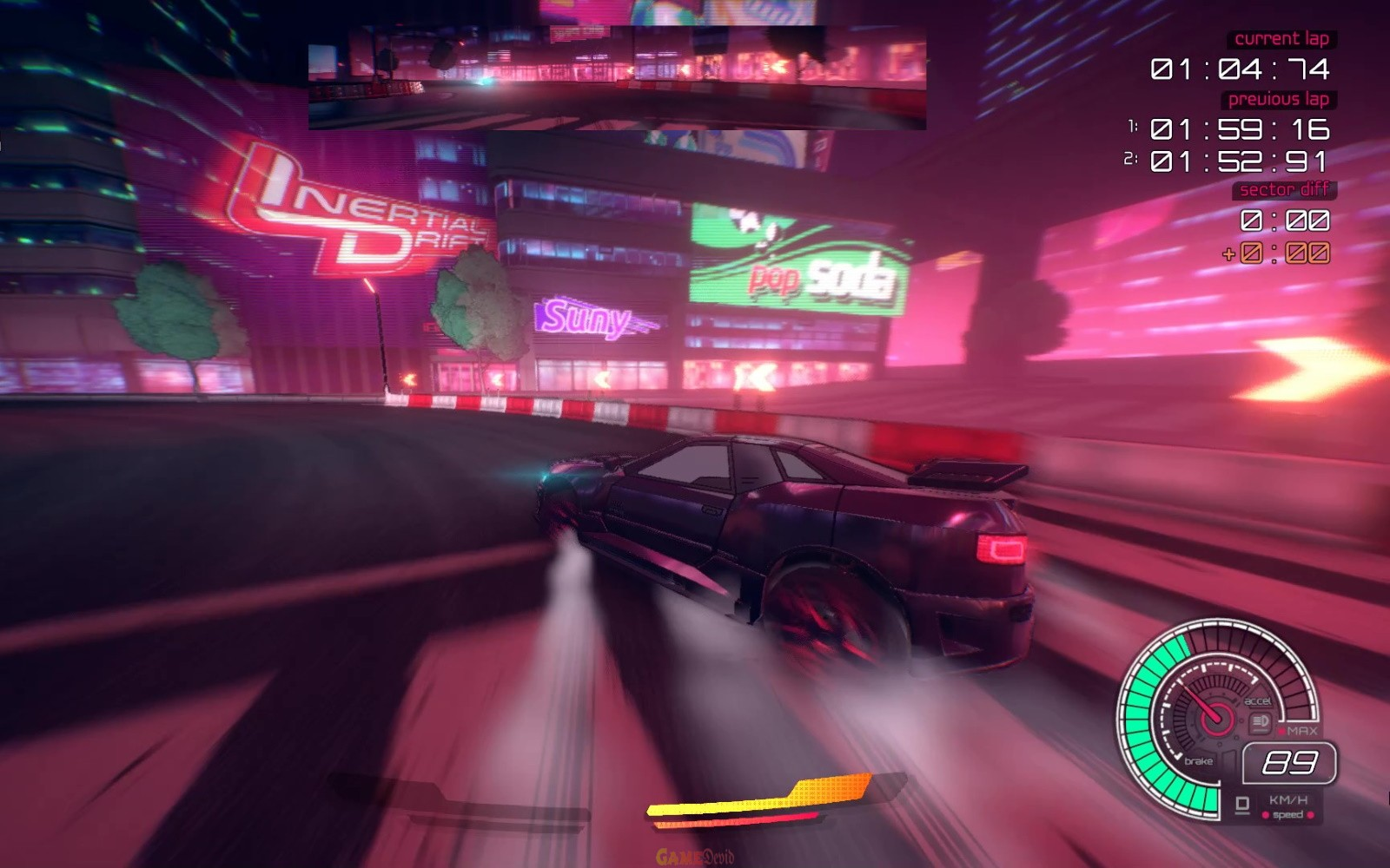 Inerial Drift Official PC Game Fast Download