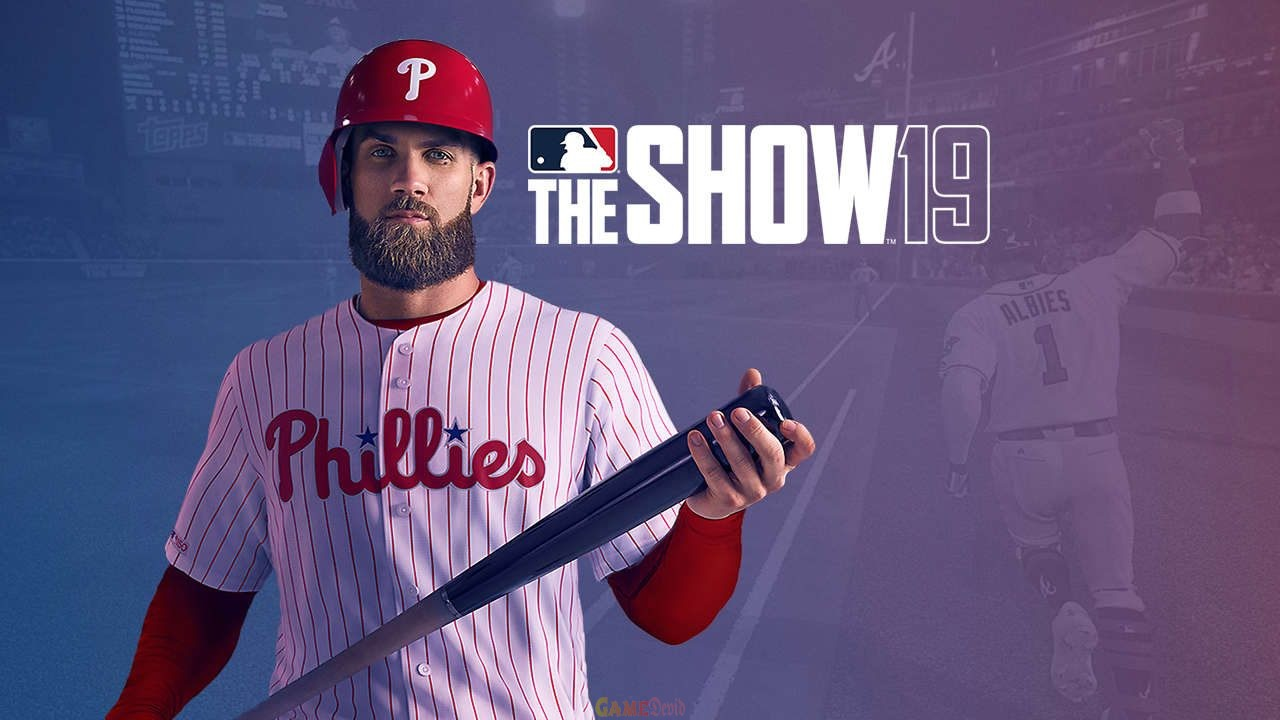 MLB The Show 19 Latest PS Game Free Download