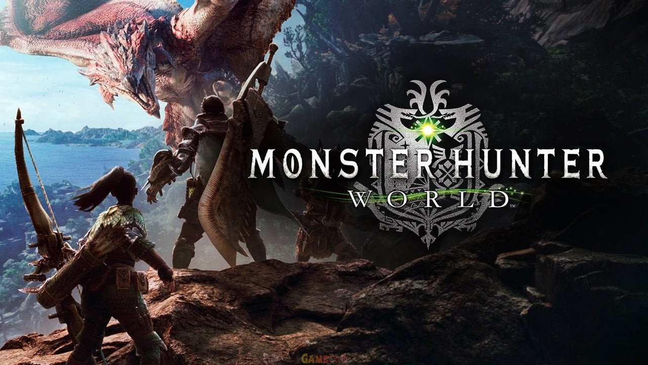MONSTER HUNTER WORLD Latest PC Game HD Free Download