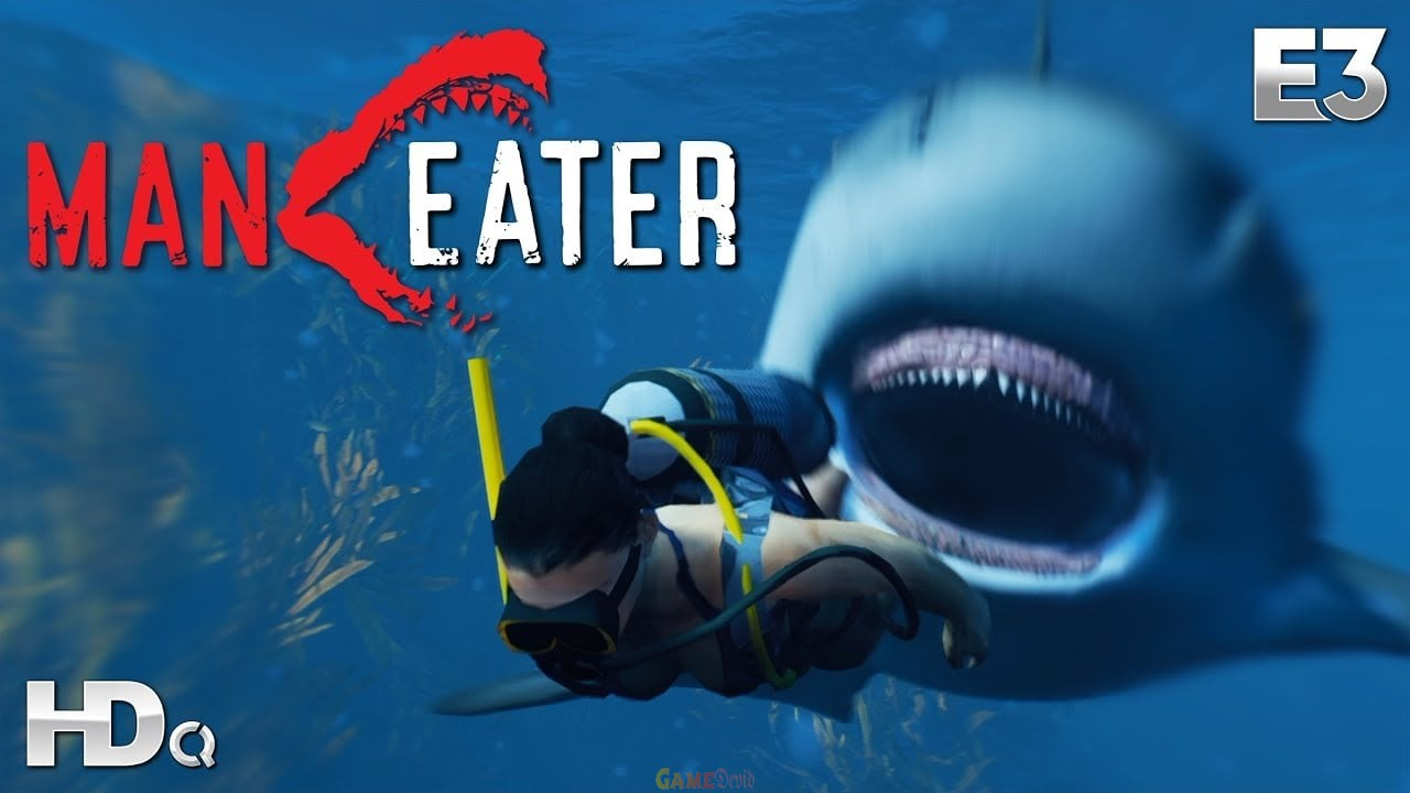 Maneater PC Game Latest Version Free Fast Download