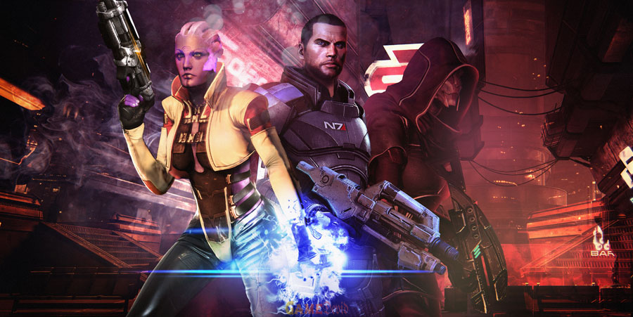 Mass Effect 2 Ultra HD PC Game Fast Download