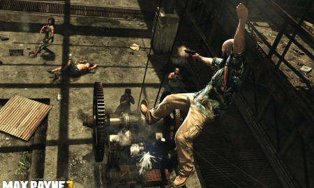 Max Payne 3 PC Game Cracked File Download Now