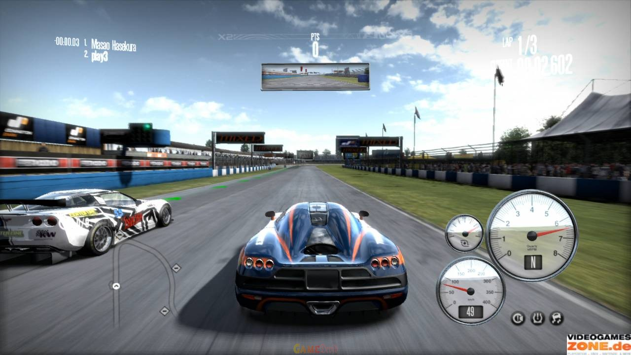 Need For Speed Shift PS Game Full Download