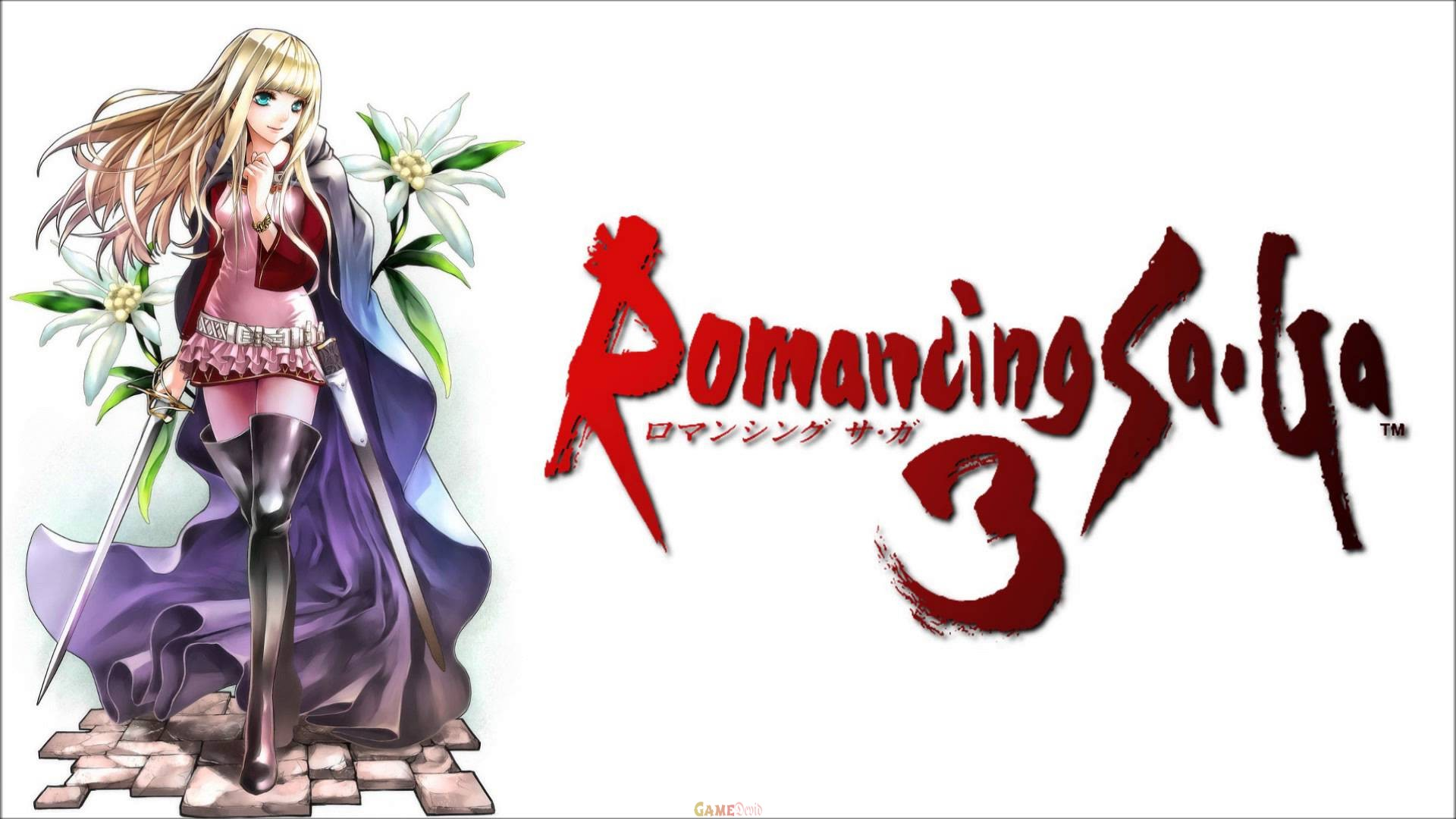 Romancing SaGa 3 PS4 Game Complete Download Now