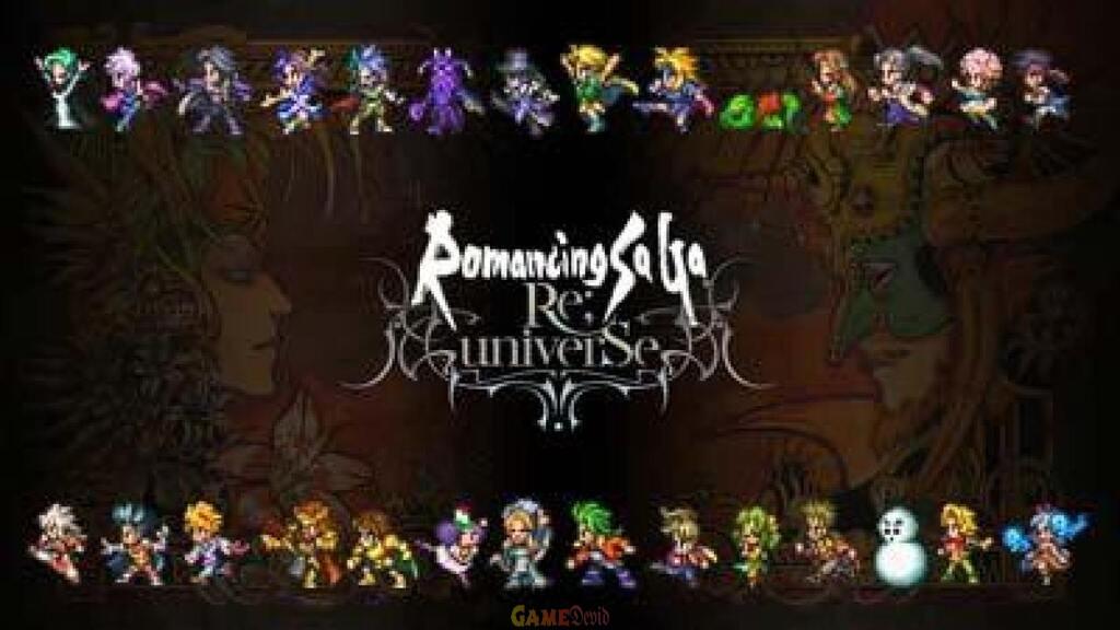 Romancing SaGa 3 PC Crack Game Fast Download