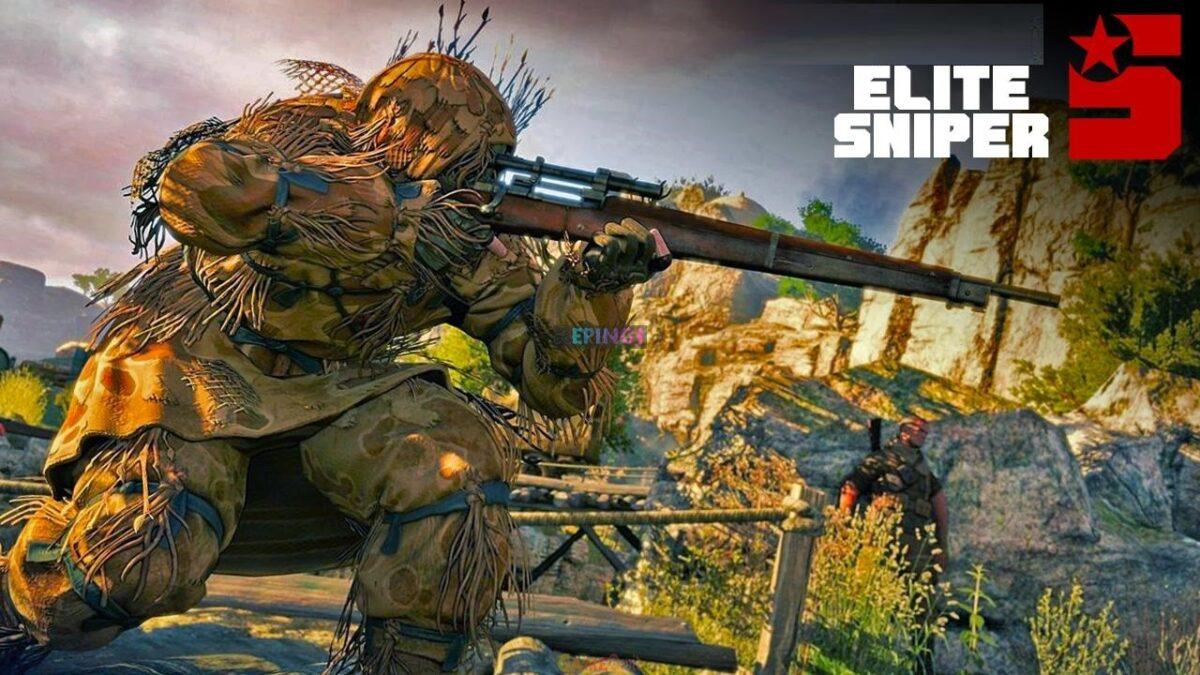 Sniper Elite V2 Remastered Android Game Free Download