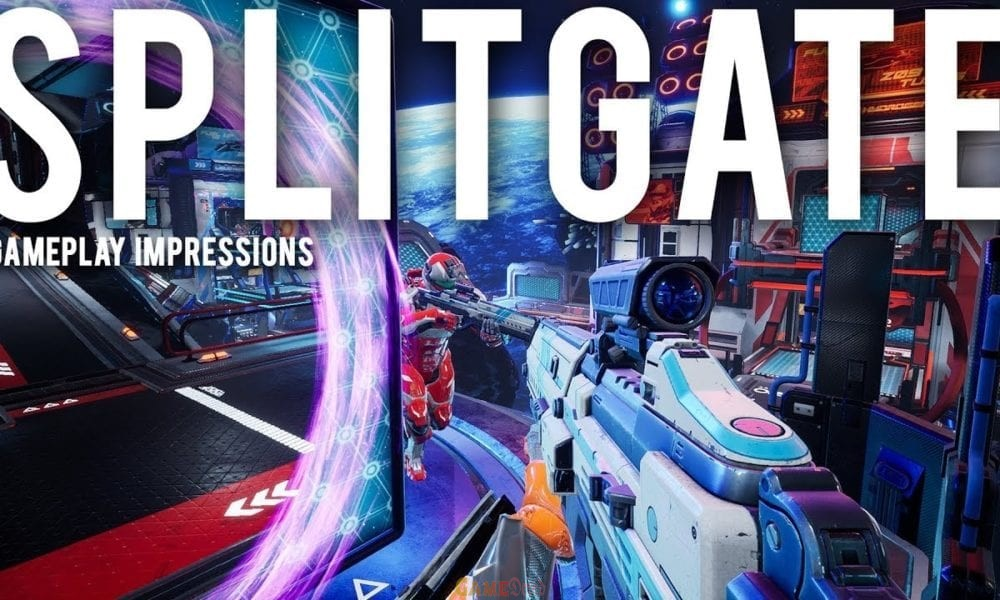 Splitgate Official PC Game Fast Download