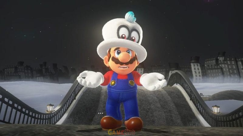 Super Mario Odyssey PS Full Game Fast Download