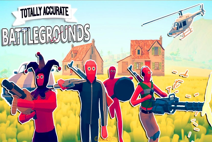 Totally Accurate Battle Simulator Full PC Game Free Download