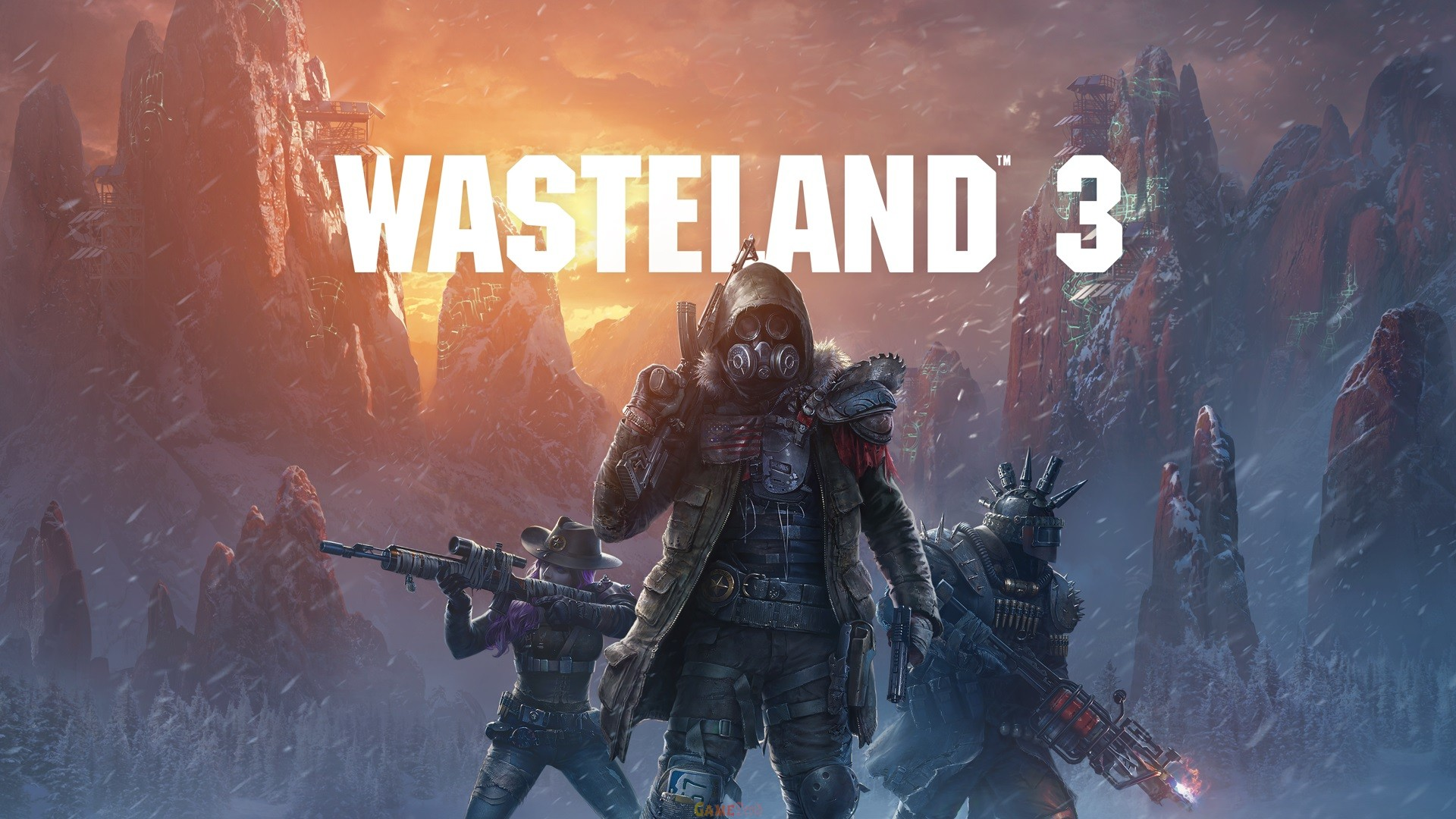 Wasteland 3 PC Game Latest Version Fast Download