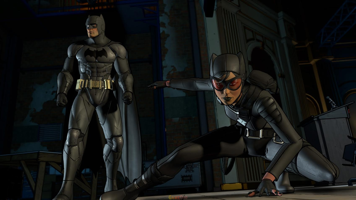 Official Batman The Telltale Series HD PC Game Full Download