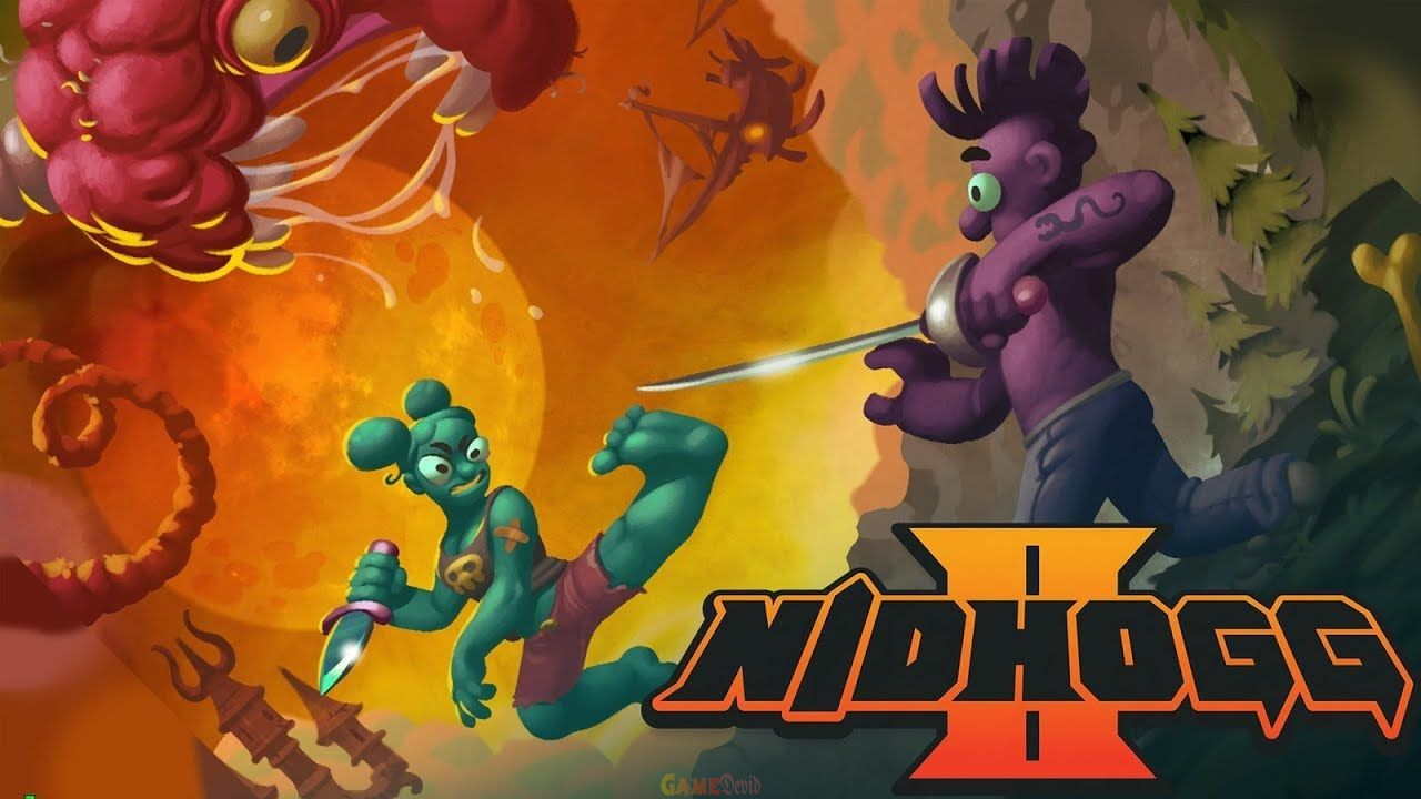 Nidhogg 2 PS GAME Full Download Now