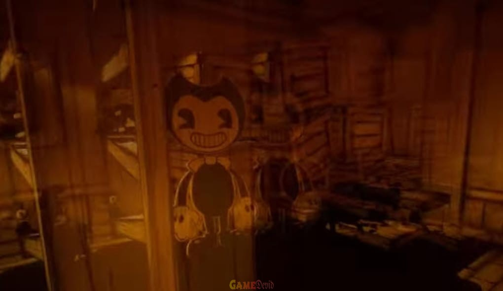 Bendy and the Ink Machine HD PC Game Download Now