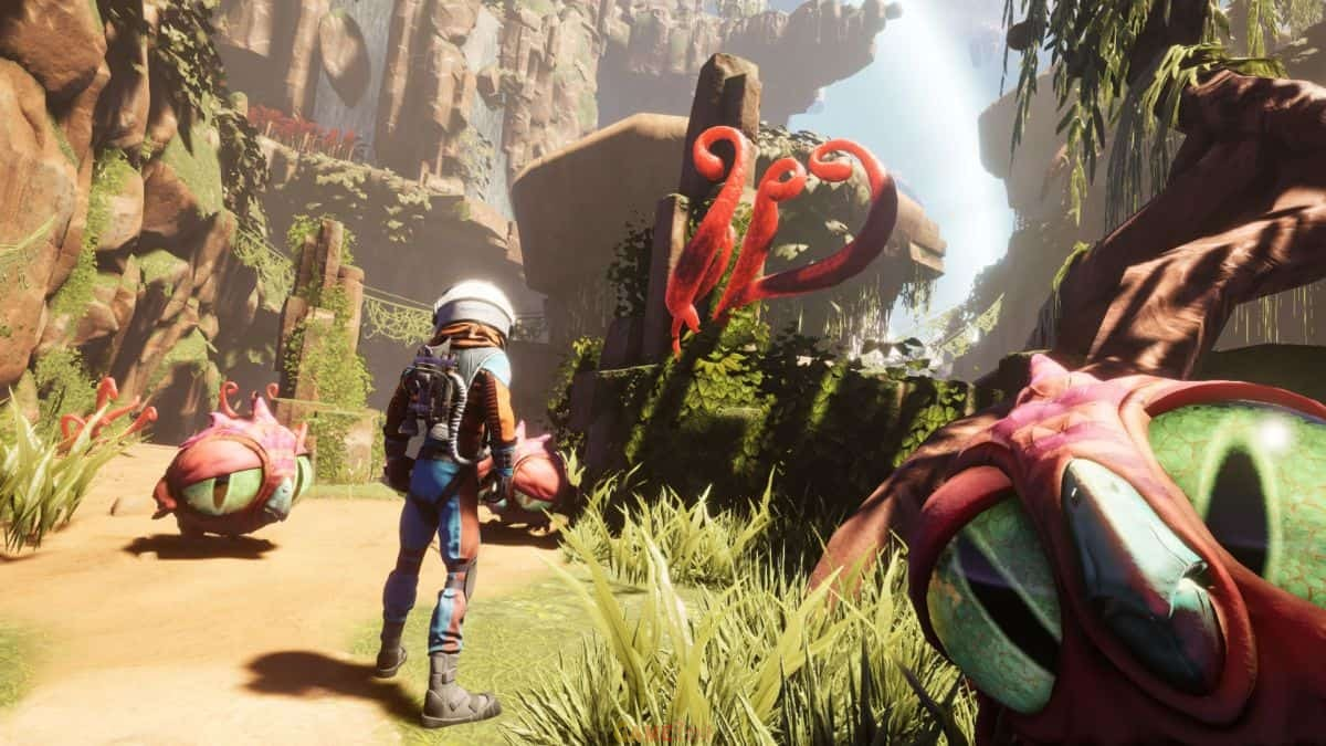 Journey to the Savage Planet Official PC Game Fast Download