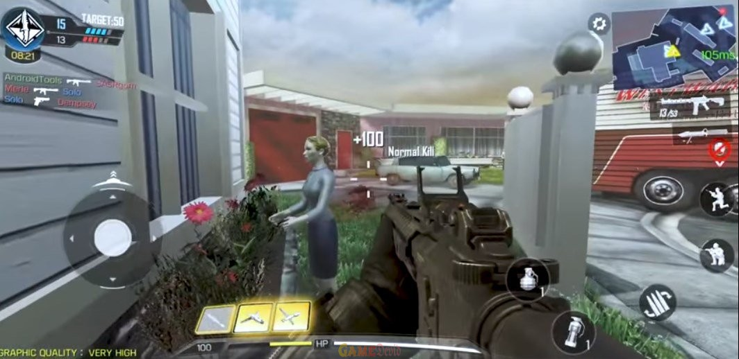 Call of Duty Mobile Android Latest Cheats Fast Download