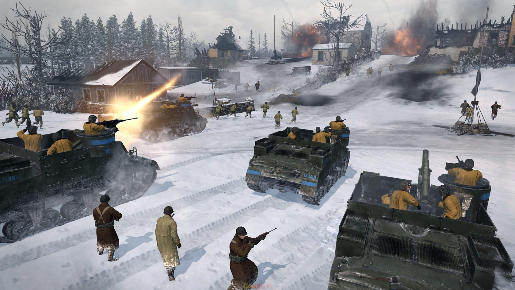CoH 2 The Western Front Armies Oberkommando West Cracked Files Download