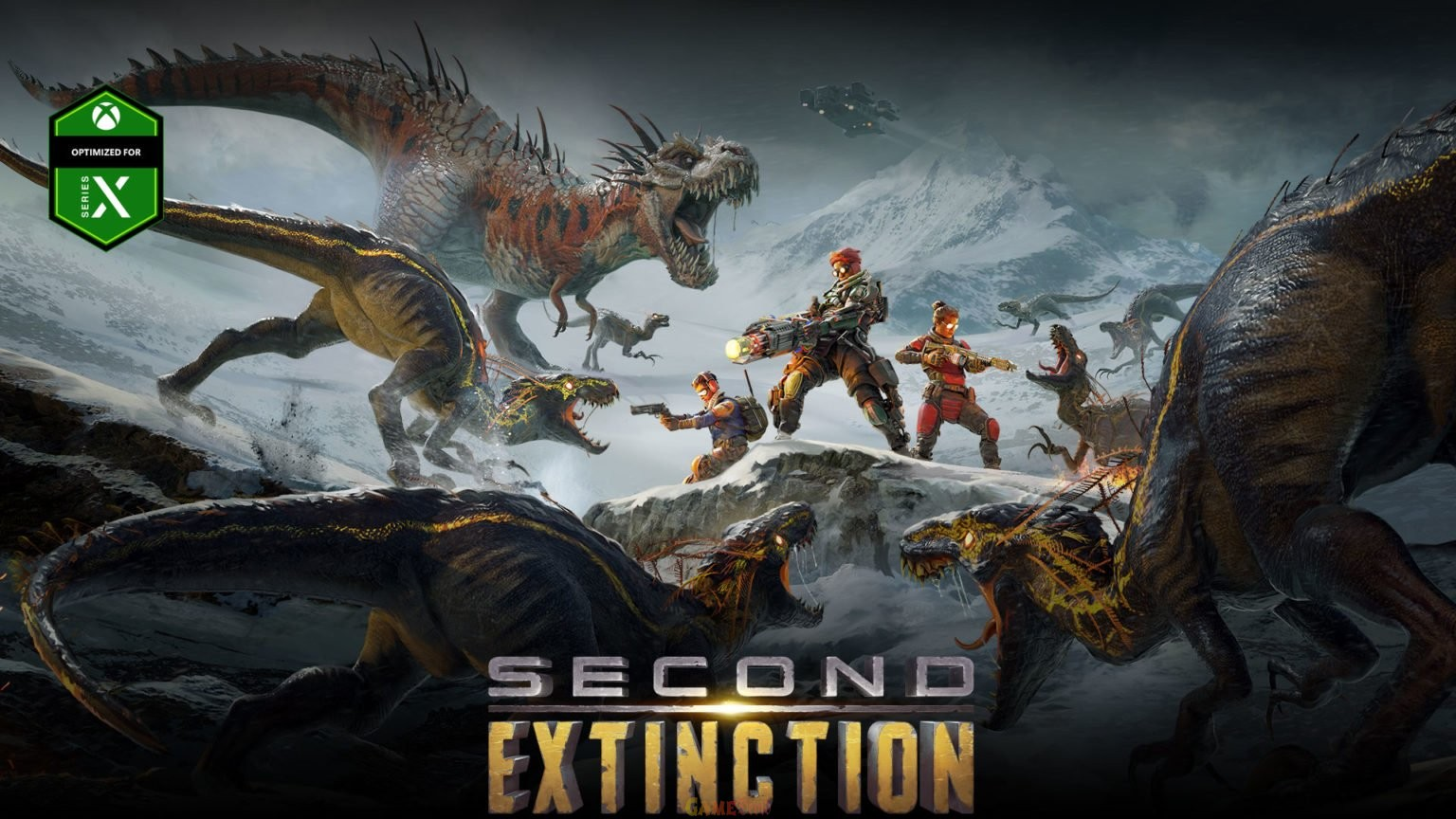 Second Extinction PC Full HD Game Free Download