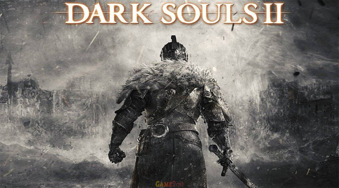 Dark Souls II PS4 Game New Edition Fast Download