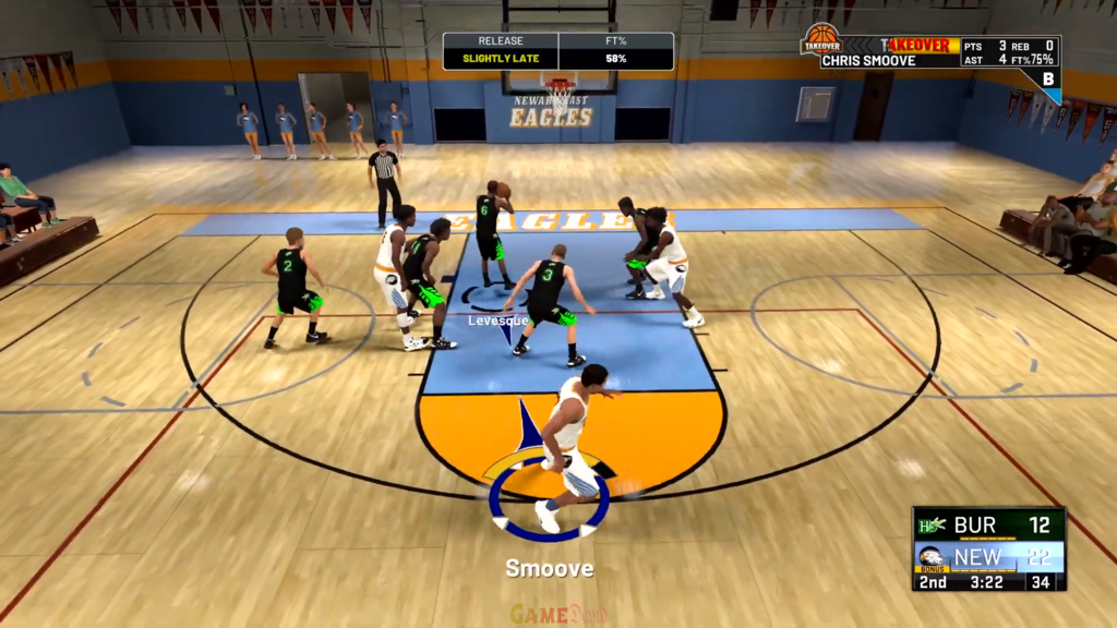 NBA 2K21 XBOX Game Official Fast Download