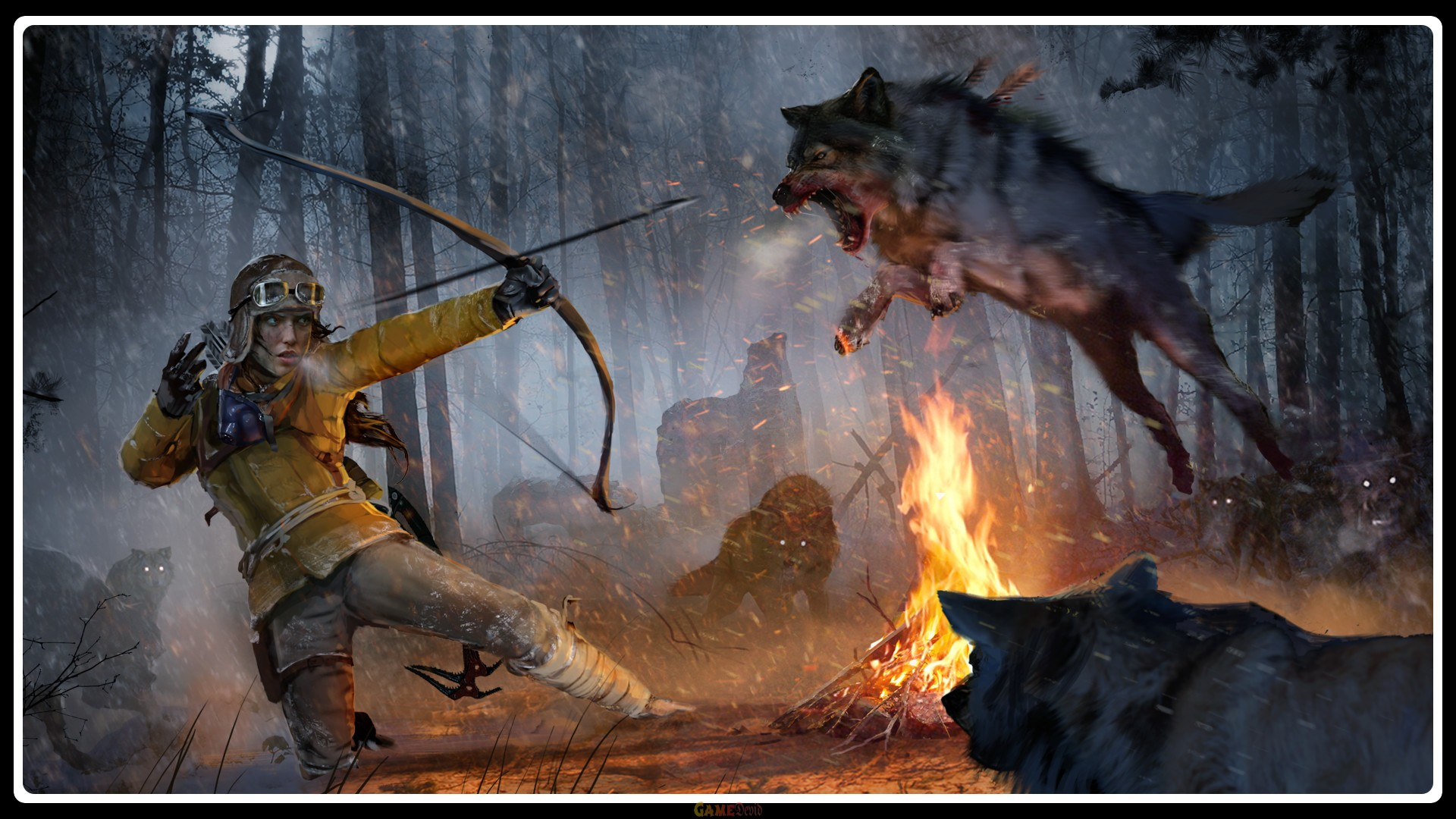 Rise of the Tomb Raider PC Game Cracked Version Download