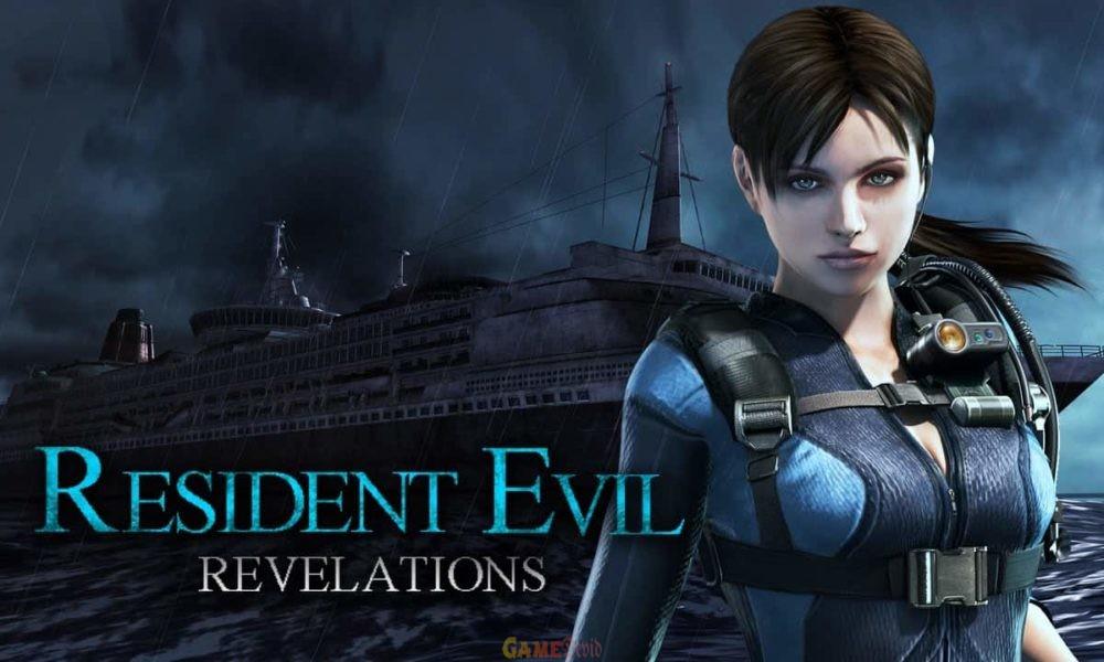 Resident Evil Revelations Latest PC Version Free Download