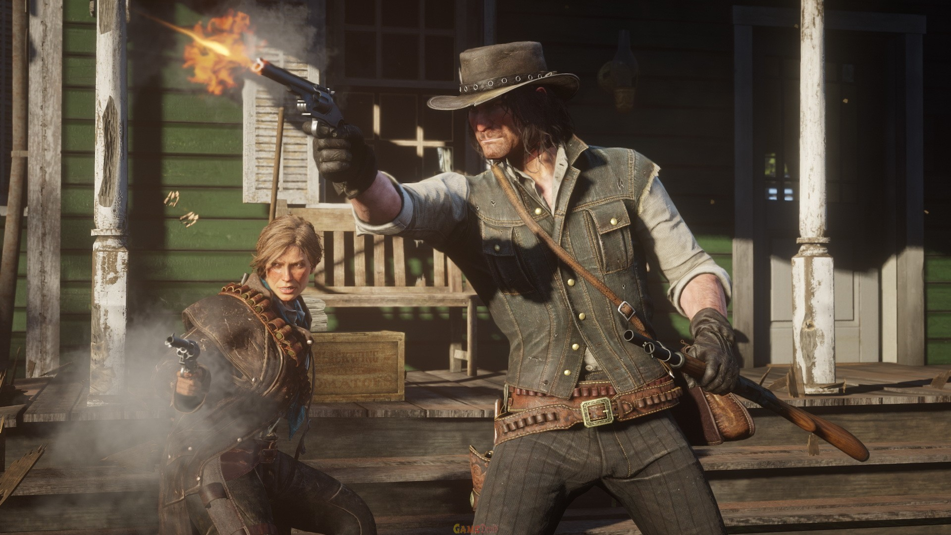 Red Dead Redemption 2 PC Game Full Cracked Files Download
