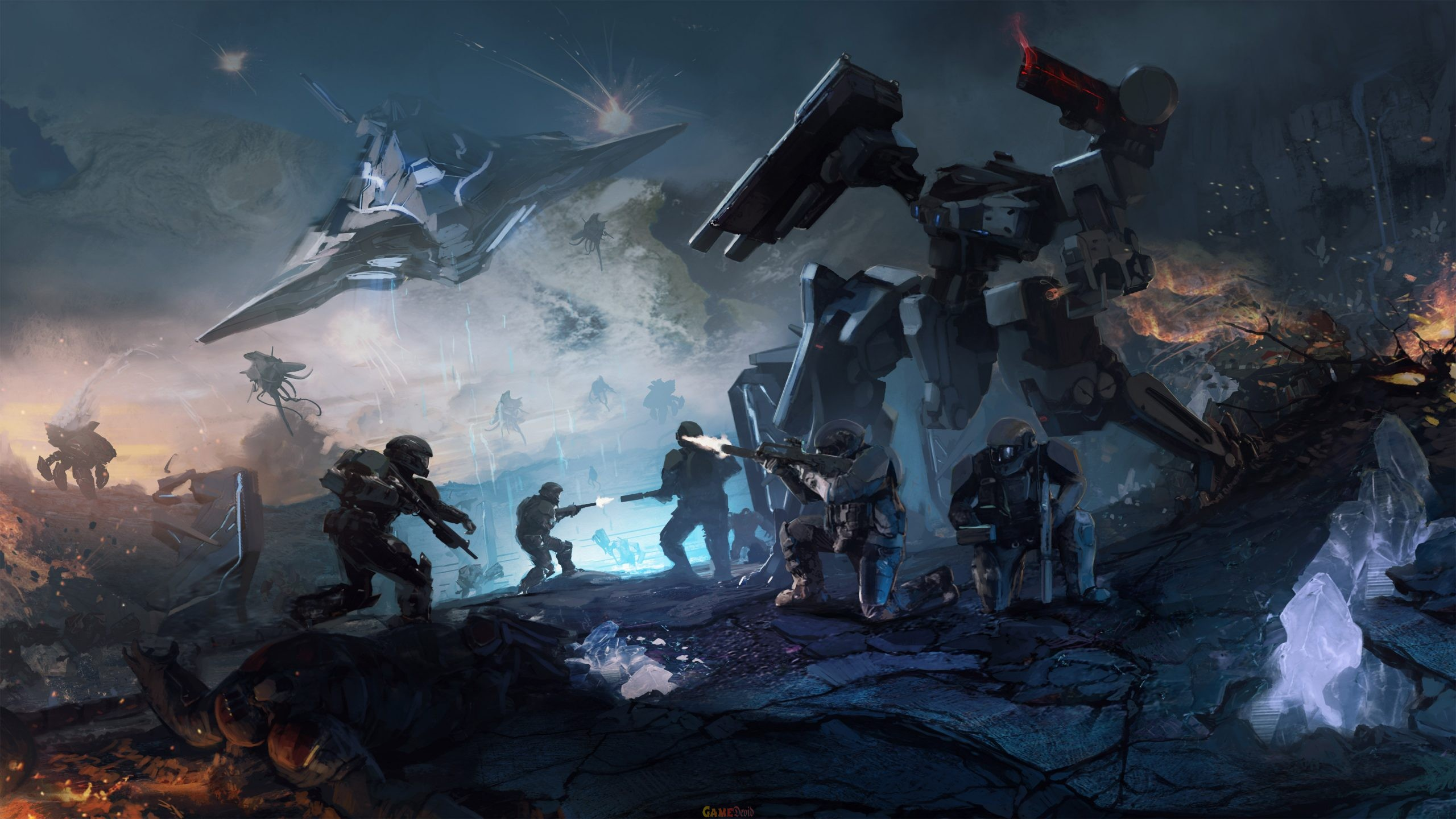 Halo Wars 2 PS Game Fast Setup Download Now