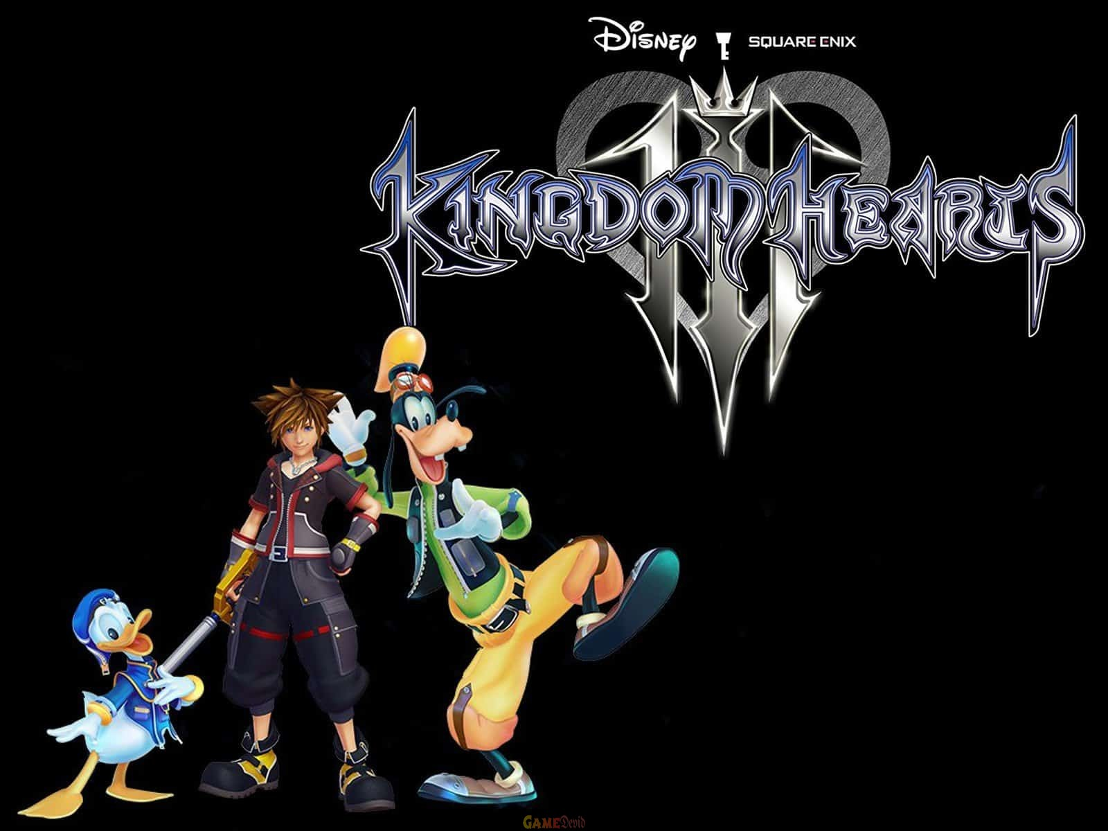Kingdom Hearts 3 PS Game Complete Version Free Download