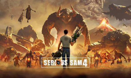 Serious Sam 4 PC Game Latest Ultra Hd Download Free Now