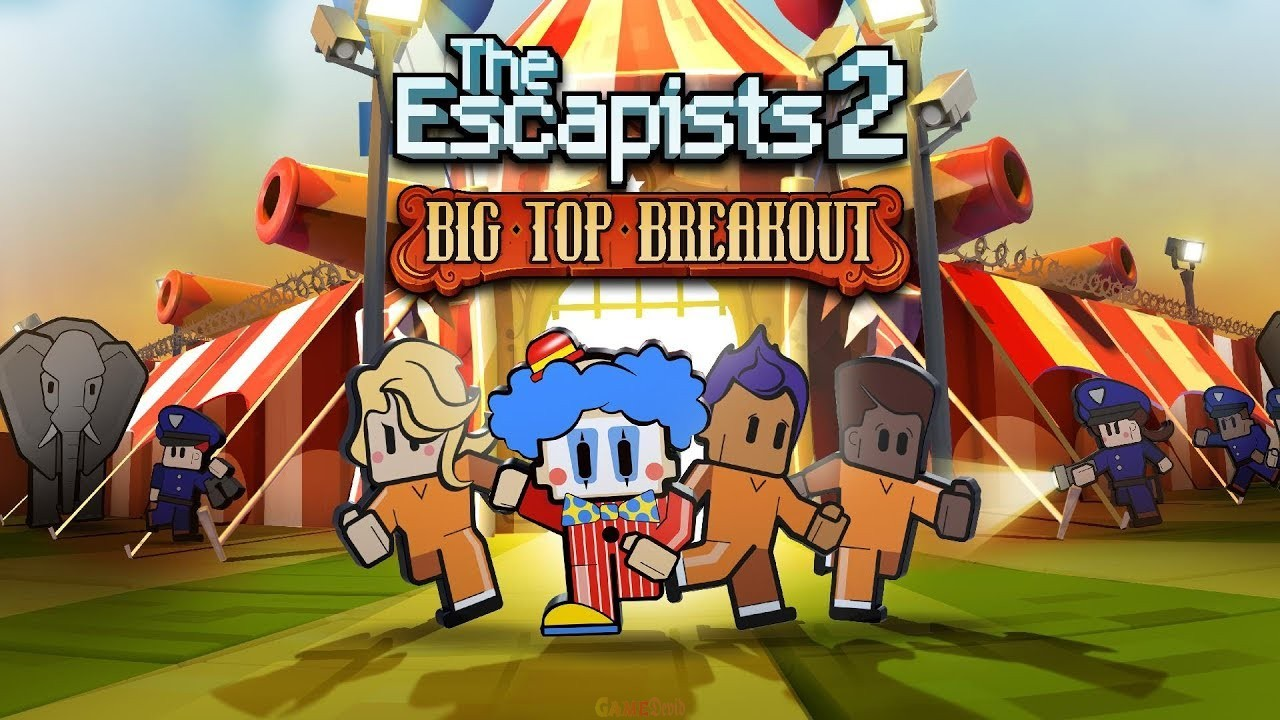 The Escapists 2 Complete Game Setup Free Download